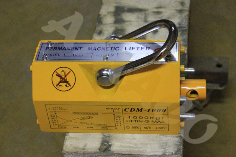Manual Permanent Lifter Magnet (PML)