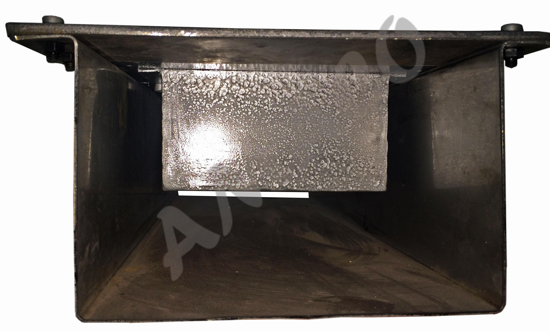 شوت مغناطیسی | شوت مگنت | تولید انواع تجهیزات آهنربایی | با قیمت رقابتی | آماکو